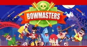 معرفی بازی Bowmasters