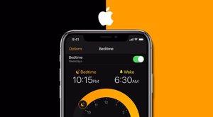 آموزش تنظیم بخش Bedtime در گوشیهای آیفون