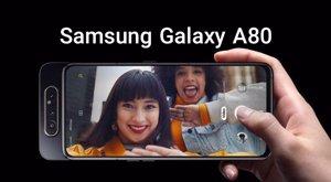 معرفی گوشی Samsung Galaxy A80