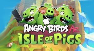 معرفی بازی Angry Birds Isle of Pigs
