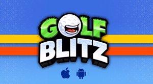 بهترین بازی چندنفره آنلاین Golf Blitz