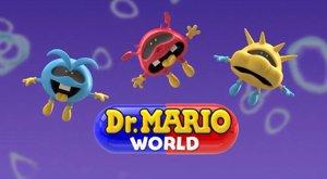 بررسی بازی Doctor Mario World؛ قارچ خور به جنگ میکروبها میرود