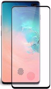 تصویر محافظ صفحه نمایش شیشه ای مناسب برای گوشی موبایل Samsung Galaxy S10 Plus