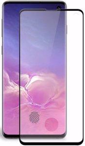 تصویر محافظ صفحه نمایش شیشه ای مناسب برای گوشی موبایل Samsung Galaxy S10